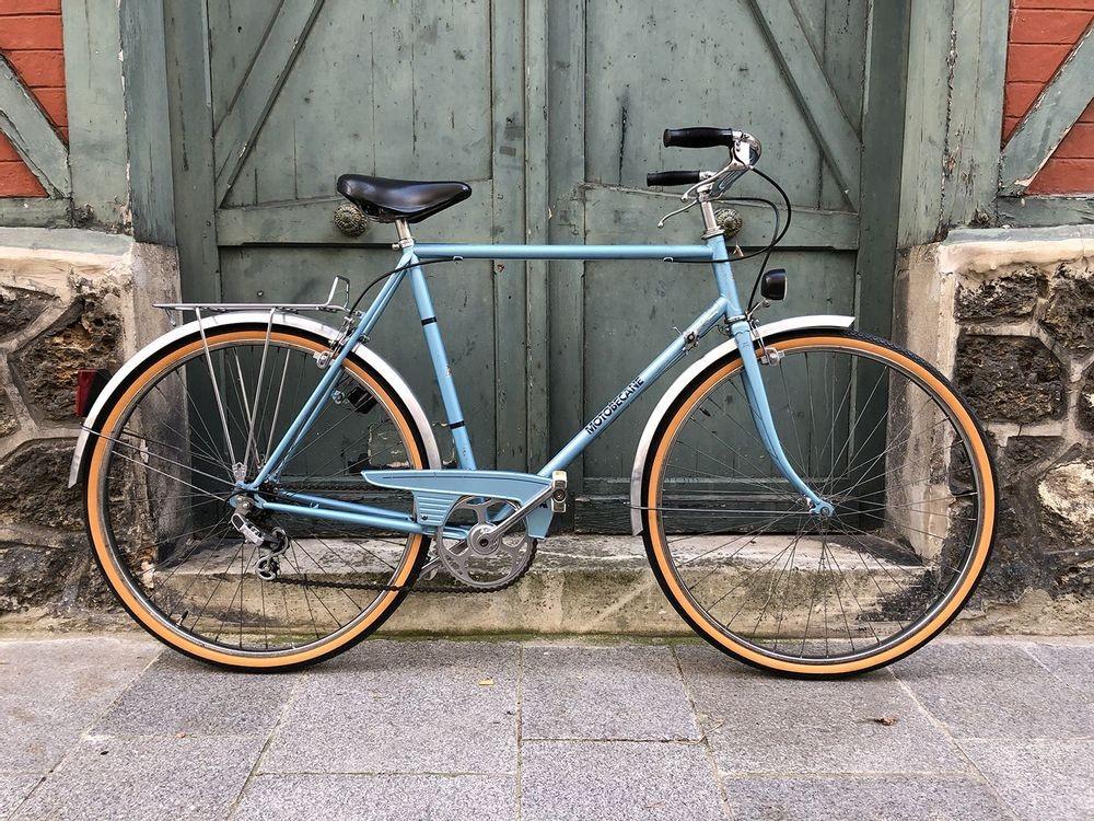 Vélo Vtc Motobécane Paris