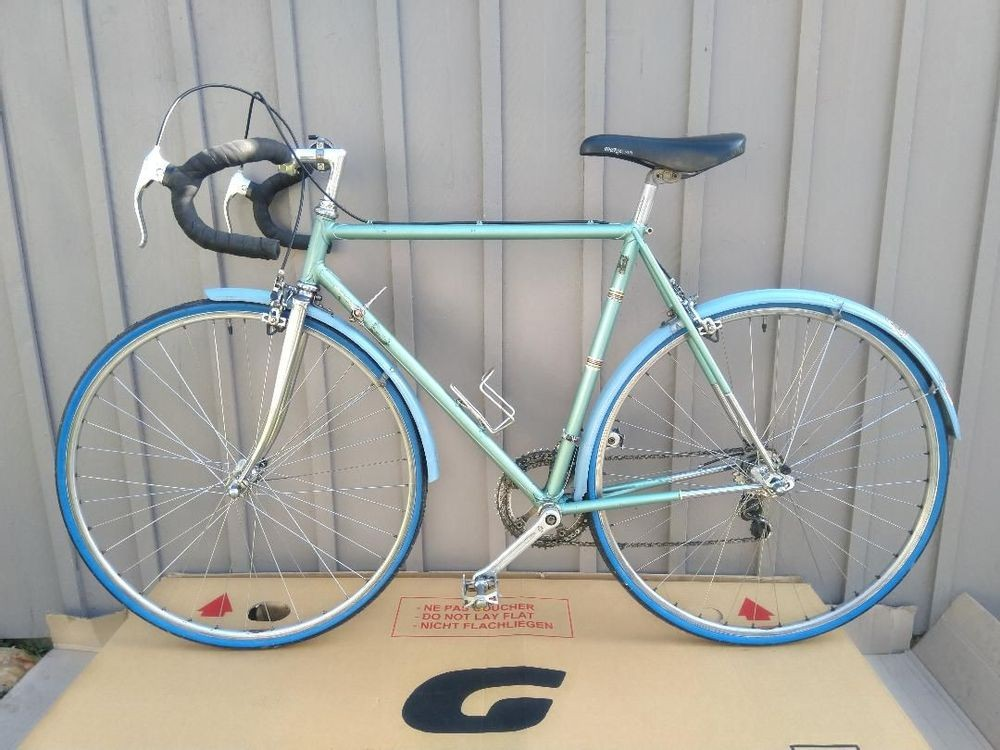 Vélo de course artisanal Reynolds Zeus