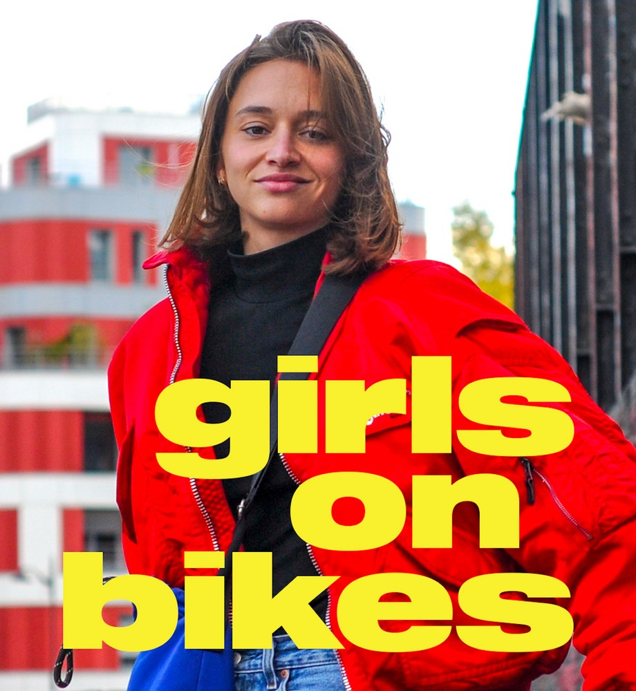 Girls on Bikes ep.1: Lucie 30 ans Paris