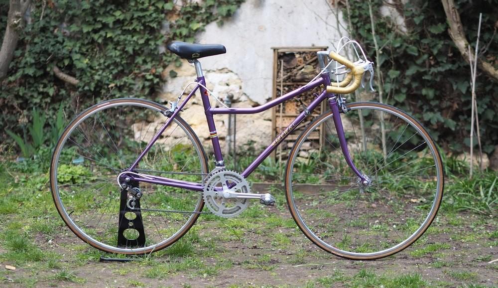 Vélo Route Méral Vincennes